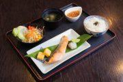 Uppläggningen är viktig inom japansk matlagning